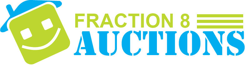 logo fraction 8 auctions